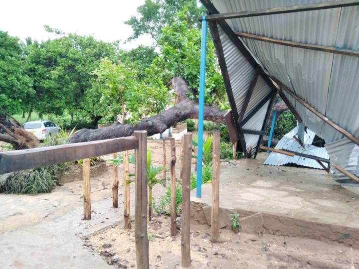 Unwetter verwüstet Schulanlage von Aargauer Ehepaar inKenia