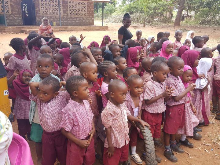 AntoRita-Academy in Ukunda: Das behutsame Vorgehen hatgefruchtet