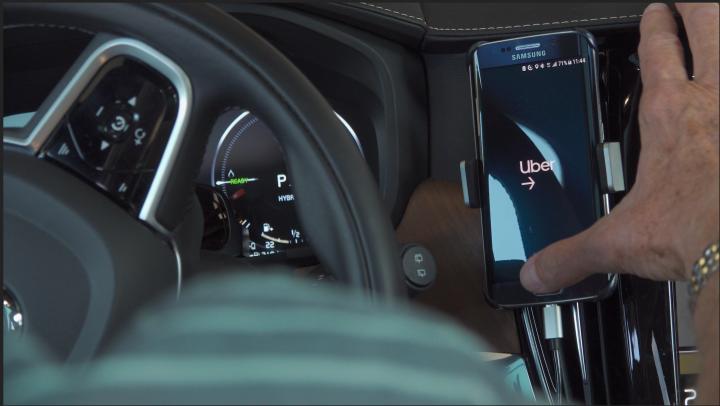Neue Funktionen sollen Uber aus der Coronakrisehelfen